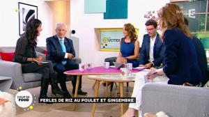 Valérie Durier dans la Quotidienne - 30/04/15 - 12