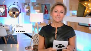 Anne-Sophie Lapix dans C à Vous - 04/11/16 - 44