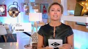 Anne-Sophie Lapix dans C à Vous - 04/11/16 - 45