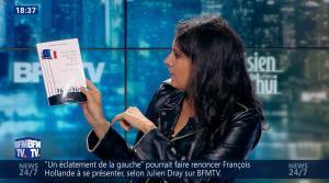 Apolline De Malherbe dans BFM Politique - 11/09/16 - 06