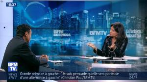 Apolline De Malherbe dans BFM Politique - 11/09/16 - 07