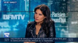 Apolline De Malherbe dans BFM Politique - 11/09/16 - 09