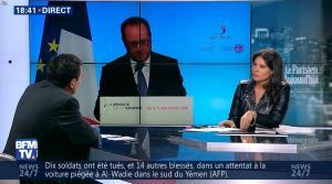 Apolline De Malherbe dans BFM Politique - 11/09/16 - 10