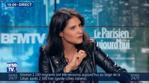 Apolline De Malherbe dans BFM Politique - 11/09/16 - 11
