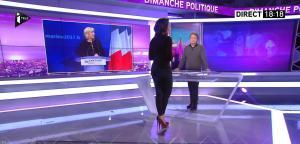 Audrey Pulvar dans Dimanche Politique - 05/02/17 - 04