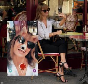 Axelle Laffont dans Addict - 06/12/16 - 03