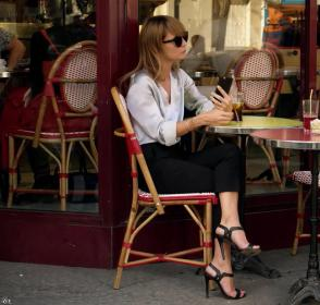 Axelle Laffont dans Addict - 06/12/16 - 06