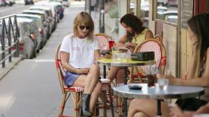 Axelle Laffont dans Addict - 08/12/16 - 04