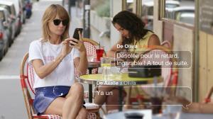 Axelle Laffont dans Addict - 08/12/16 - 10