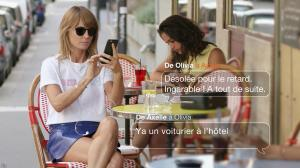 Axelle Laffont dans Addict - 08/12/16 - 11