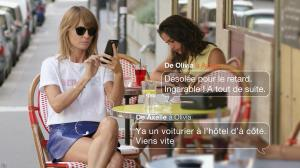 Axelle Laffont dans Addict - 08/12/16 - 12