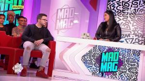 Ayem Nour dans le Mad Mag - 30/11/16 - 10