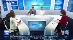 Candice Mahout dans le Midi-15h - 05/12/16 - 04