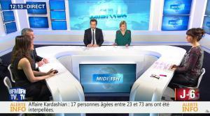 Candice Mahout dans le Midi 15h - 09/01/17 - 02