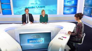 Candice Mahout dans le Midi 15h - 09/01/17 - 04