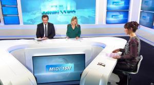 Candice Mahout dans le Midi 15h - 09/01/17 - 05