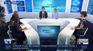 Candice Mahout dans le Midi-15h - 11/01/17 - 03