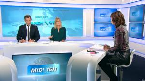 Candice Mahout dans le Midi 15h - 30/11/16 - 03