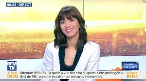 Candice Mahout dans Premiere Edition - 24/11/16 - 02
