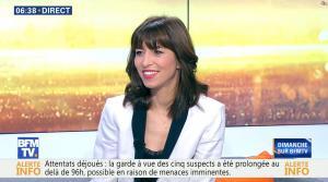 Candice Mahout dans Premiere Edition - 24/11/16 - 03