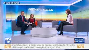 Candice Mahout dans Premiere Edition - 24/11/16 - 05