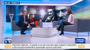Candice Mahout dans Premiere Edition - 24/11/16 - 06