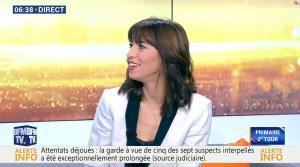 Candice Mahout dans Premiere Edition - 24/11/16 - 07