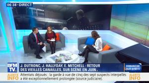 Candice Mahout dans Premiere Edition - 24/11/16 - 08