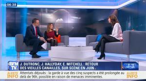 Candice Mahout dans Premiere Edition - 24/11/16 - 09
