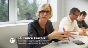 Laurence Ferrari dans le Tube - 14/01/17 - 074