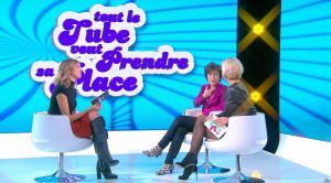Laurence Ferrari dans le Tube - 14/01/17 - 238
