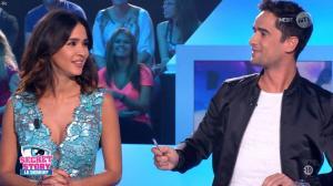Leïla Ben Khalifa dans Secret Story le Debrief - 07/10/16 - 03
