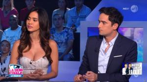Leïla Ben Khalifa dans Secret Story le Debrief - 10/11/16 - 03