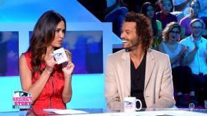 Leïla Ben Khalifa dans Secret Story, le Débrief - 26/09/16 - 10