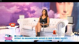 Leïla Ben Khalifa dans Secret Story le Debrief - 29/08/16 - 07