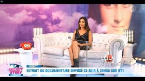 Leïla Ben Khalifa dans Secret Story, le Débrief - 29/08/16 - 08