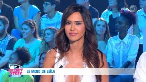 Leïla Ben Khalifa dans Secret Story le Debrief - 30/08/16 - 11