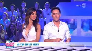 Leïla Ben Khalifa dans Secret Story le Debrief - 30/08/16 - 12