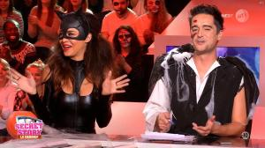 Leïla Ben Khalifa dans Secret Story le Debrief - 31/10/16 - 02