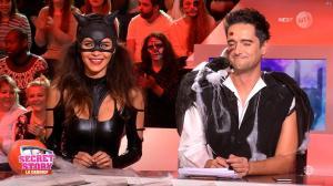 Leïla Ben Khalifa dans Secret Story le Debrief - 31/10/16 - 03