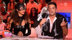 Leïla Ben Khalifa dans Secret Story le Debrief - 31/10/16 - 05