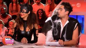 Leïla Ben Khalifa dans Secret Story le Debrief - 31/10/16 - 06