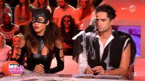 Leïla Ben Khalifa dans Secret Story le Debrief - 31/10/16 - 08