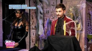 Leïla Ben Khalifa dans Secret Story le Debrief - 31/10/16 - 09