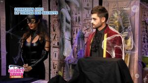 Leïla Ben Khalifa dans Secret Story le Debrief - 31/10/16 - 10
