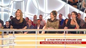 Sandra de Matteis dans Il en Pense Quoi Camille - 05/12/16 - 05
