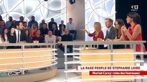 Sandra de Matteis dans Il en Pense Quoi Camille - 28/11/16 - 09