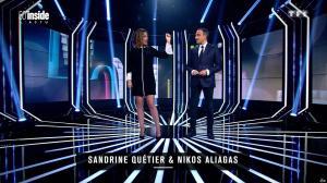 Sandrine Quétier dans 50 Minutes Inside - 14/01/17 - 01