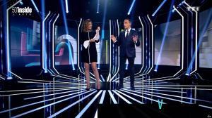 Sandrine Quétier dans 50 Minutes Inside - 14/01/17 - 02