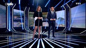 Sandrine Quétier dans 50 Minutes Inside - 14/01/17 - 06